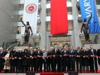 Istanbul-Çağlayan-Adalet-Sarayı-Açılışı