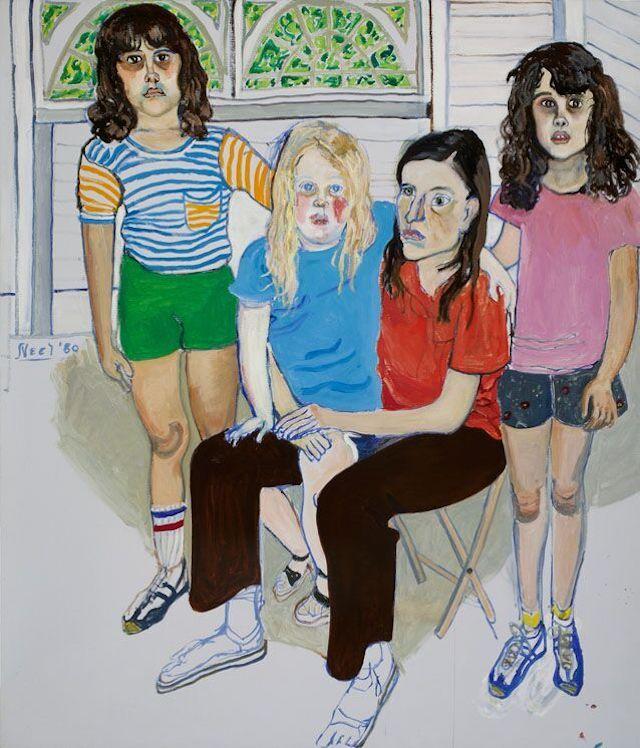 alice neel the family