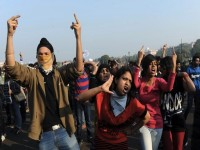 INDIA-RAPE-CRIME-POLITICS-WOMEN-PROTEST