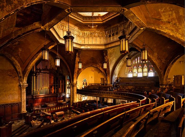 Protestan Kilisesi, Detroit