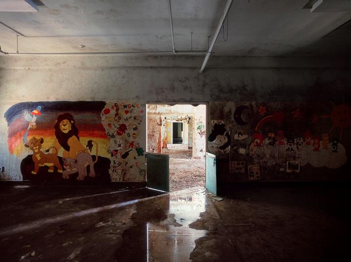 Kings Park Psikiyatri Merkezi, 40. Bina