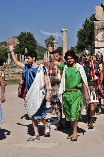Actors at Ephesus 8