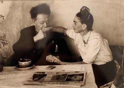 YFrida Kahlo'nun Diego Rivera'ya Yazdığı Aşk Mektupları