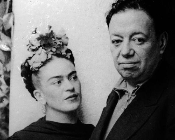 Frida Kahlo'dan Diego Rivera'ya Aşk Mektupları / Yazı Atölyesi