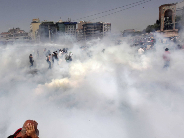 Testimonies and Information on the situation of the protests in Turkey sitesinden alınmıştır