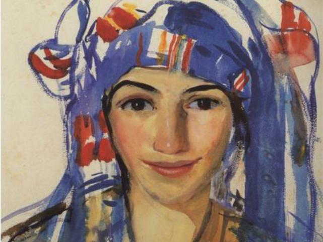 YAğız dolusu bir gülümseme: Zinaida Serebryakova