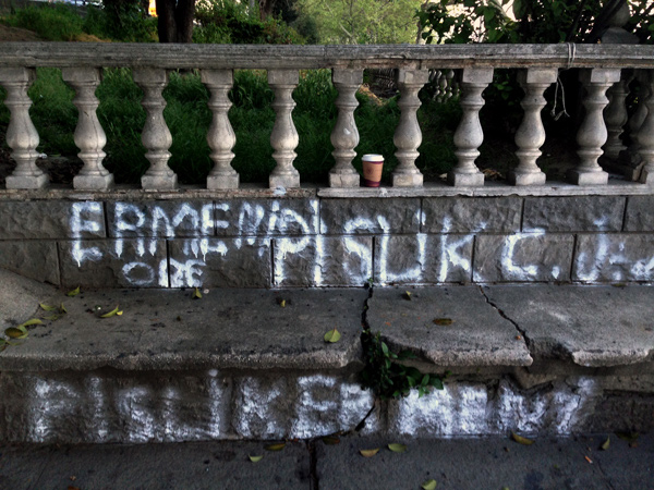 """21 Nisan 2014, İstanbul"""