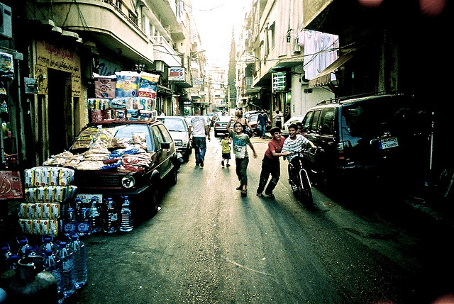 Borj Hammoud [Samer N, Flickr]