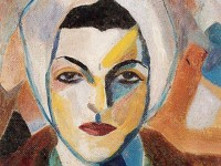Self Portrait, 1943