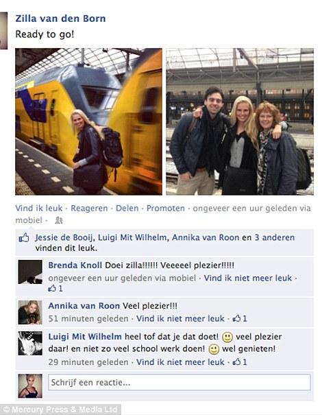 zilla train
