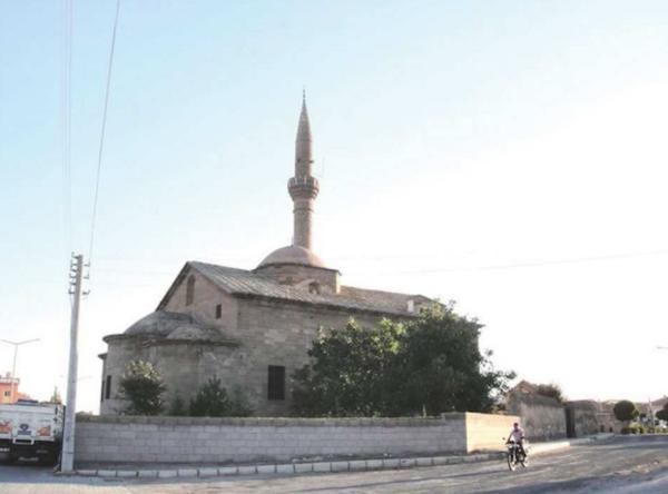 Cumhuriyet Camii:başmelekler kilisesi Foto Tugba Tanyeri-Erdemir