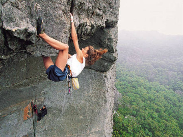 YKaya Tırmanış Efsanesi: Lynn Hill