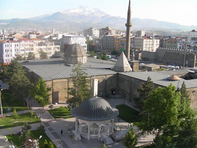 Huand Hatun, Kayseri