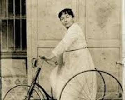 fatma aliye bisiklet
