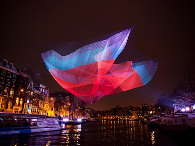Amsterdam, 2012-2013