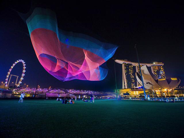 Singapur, 2014