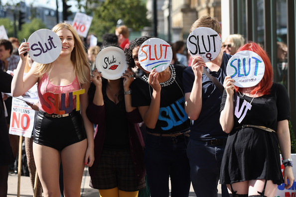 SlutWalk+March+Takes+Place+London+sMLrWiIjtC2l