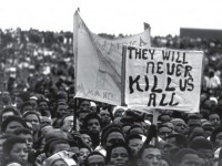 they will never kill us all