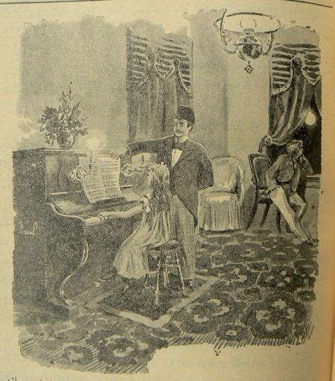 Mai ve Sİyah, 1896, Servet-i Fünun.