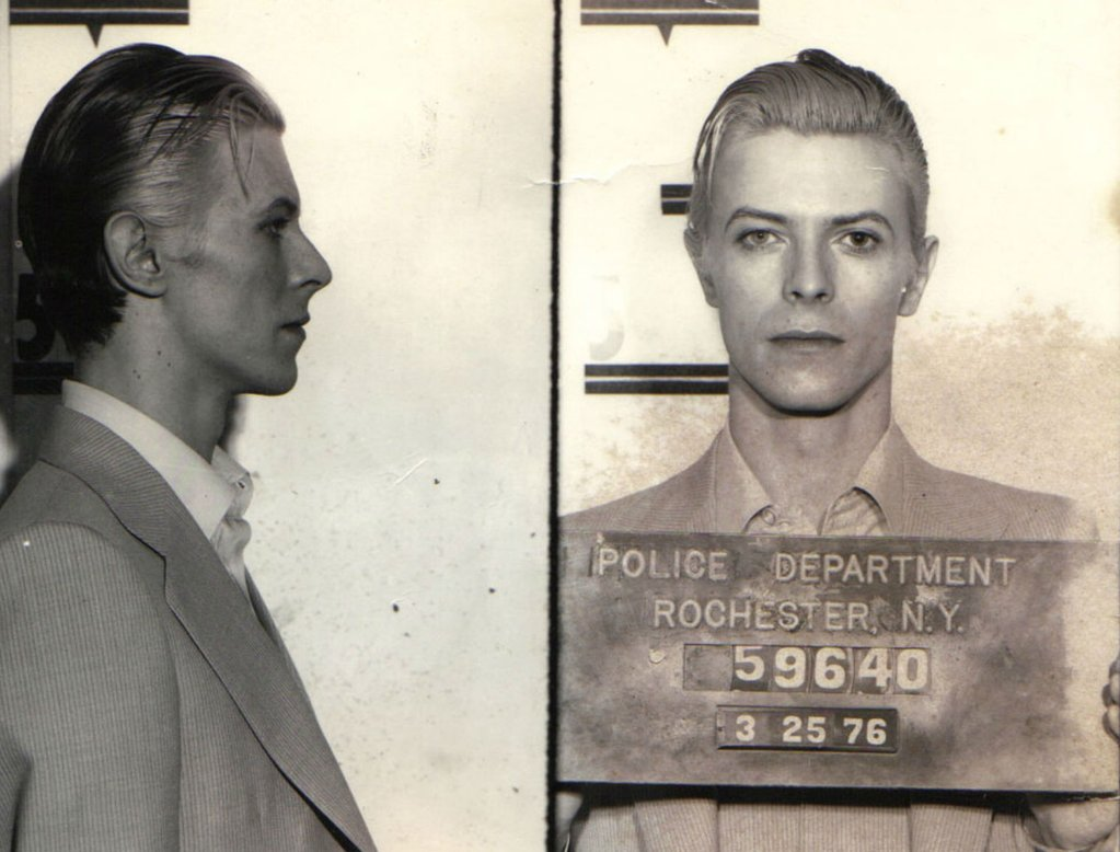 YDavid Bowie'nin Proust Anketi