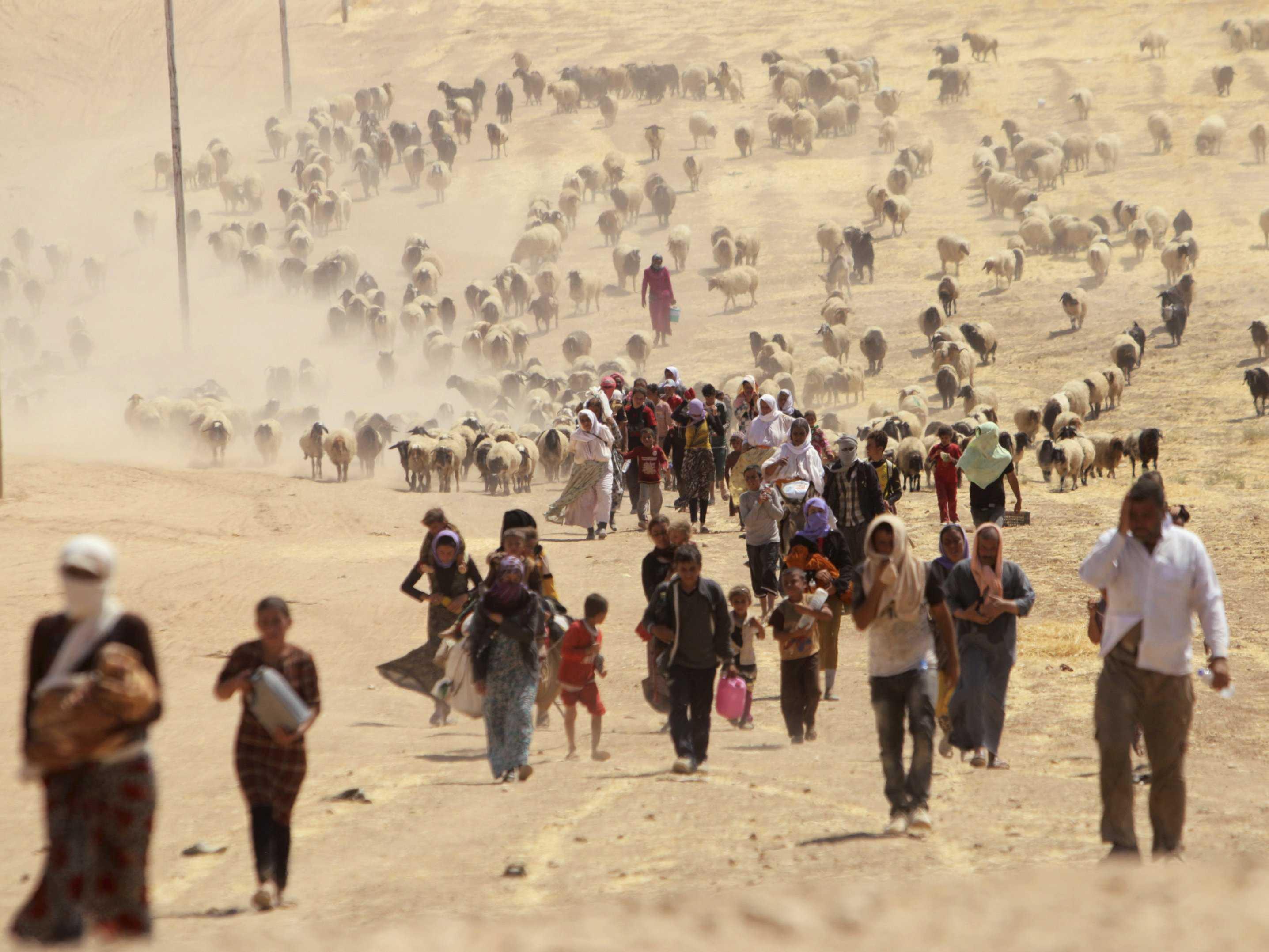 YLeyla Ferman: Türkiye'deki Ezidiler Büyük Korku İçinde