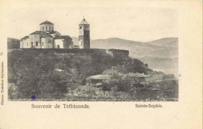 1910'dan bir kartpostal