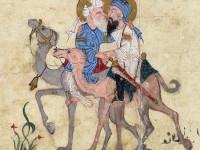 Maqamat al-Hariri (Maqāma 32), Syria or Iraq, ca. 1240 C.E.