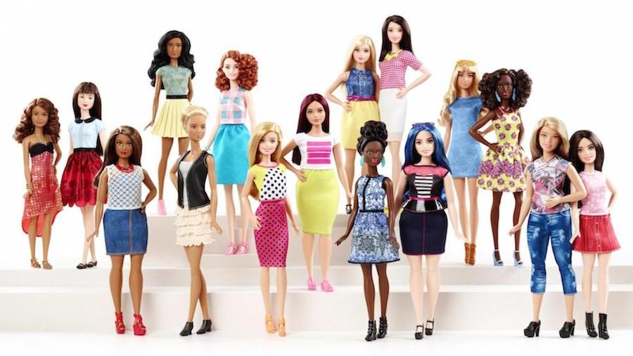 YDeğişen Vücut Ölçüleriyle Yeni Barbie