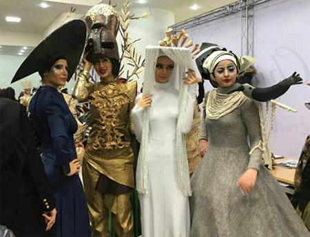 iran-moda-şov