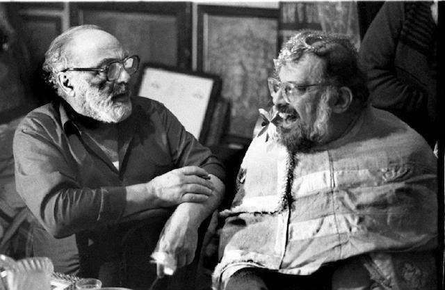 Paradjanov ve Allen Ginsberg