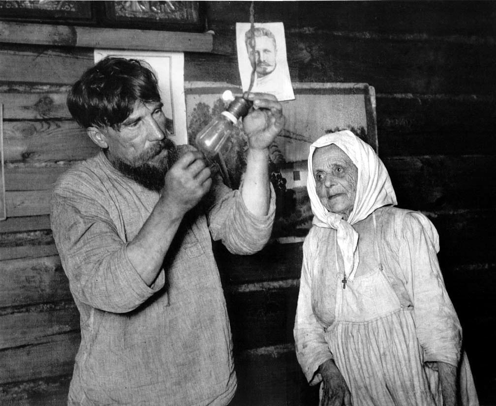 Yİkonların ve Hamam Böceklerinin Rusyası'nda 94 Sene Önce Bugün