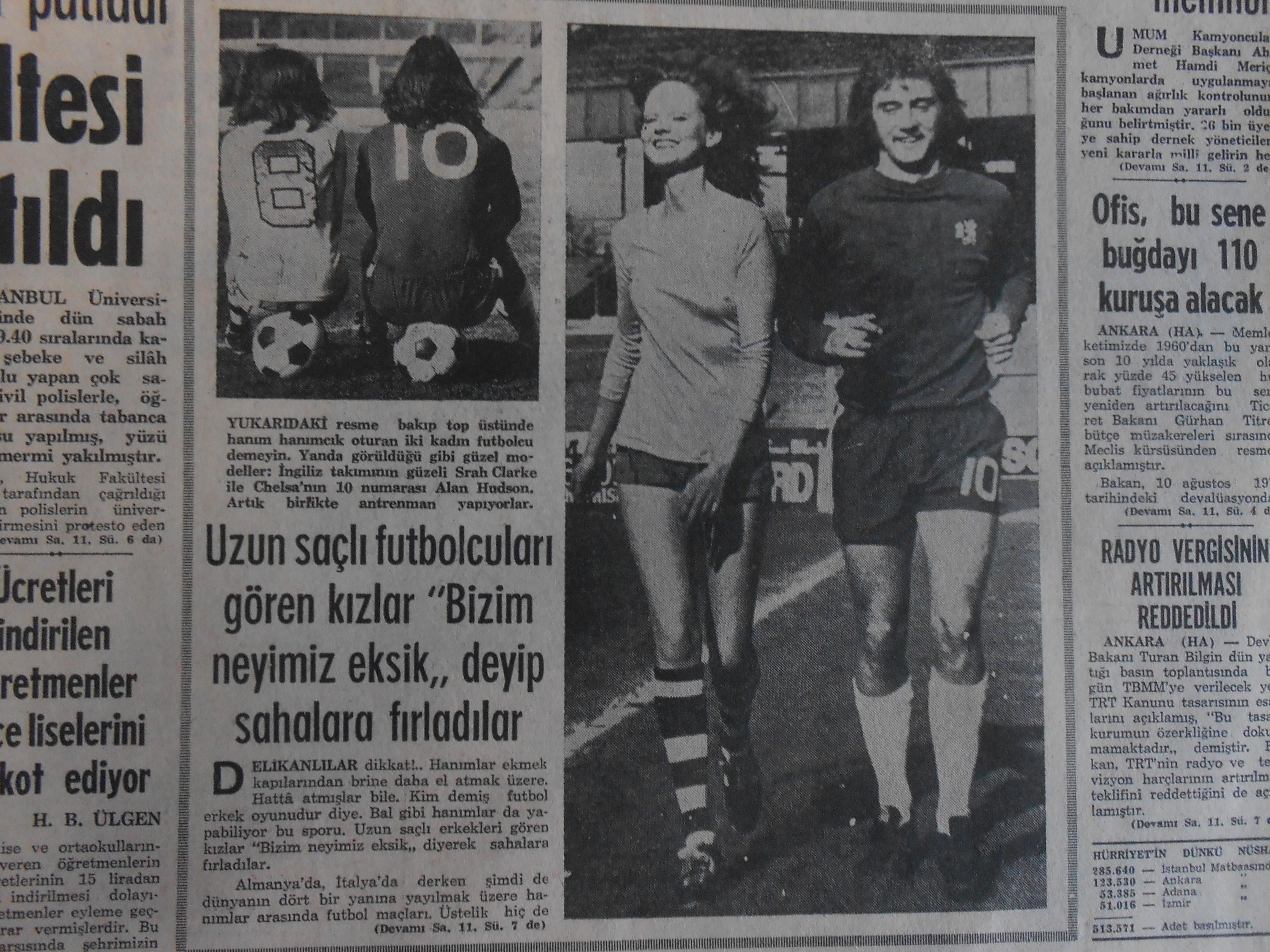 Hürriyet, 3 Mart 1971