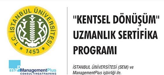 YDerdiniz de Dermanınız da İstanbul Üniversitesi Sürekli Eğitim Merkezi'nde