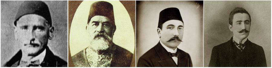 Mongeri, Castro, Avni Mahmud, Mazhar Osman