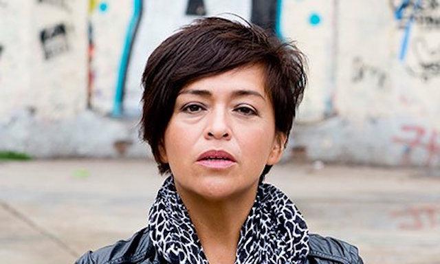 Anabel Hernandez. Meksika 2011. Observer