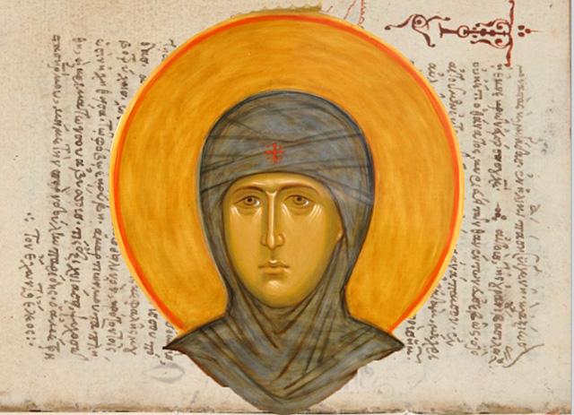 YBilinen İlk Kadın Bestecilerden, İstanbullu Kassia