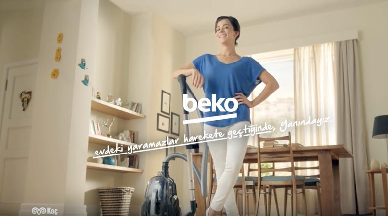 YSüpürge Reklamındaki Hayalet Kadın