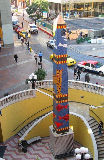 Horton Plaza San Diego, Kaliforniya