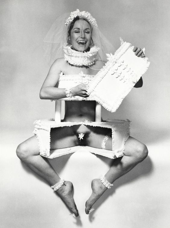 Penny Slinger, Wedding Invitation (Nikah Davetiyesi), 1973.