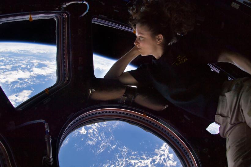 YBugün Bir Astronotsunuz…