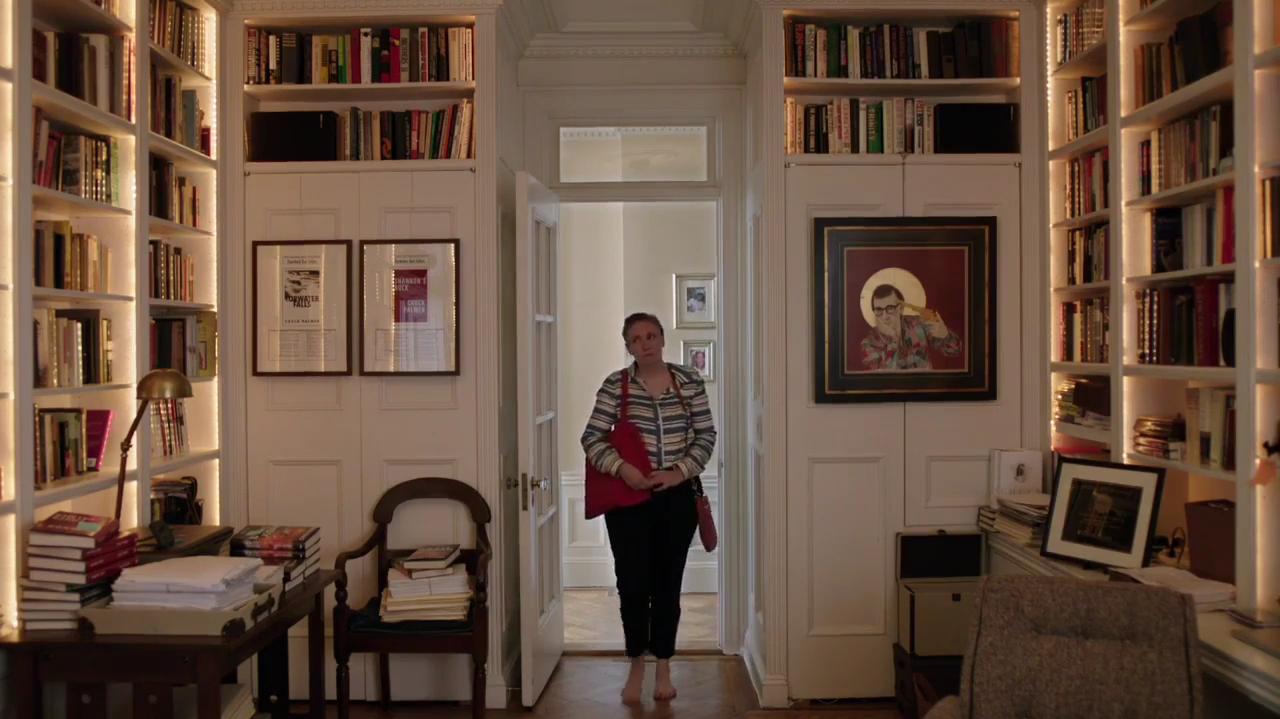 YGirls Altıncı Sezon, Üçüncü Bölüm: Aziz Woody Allen ve Philip Roth, Amerikan Sürtüğüne Karşı