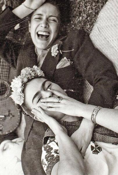 YFrida Kahlo & Chavela Vargas