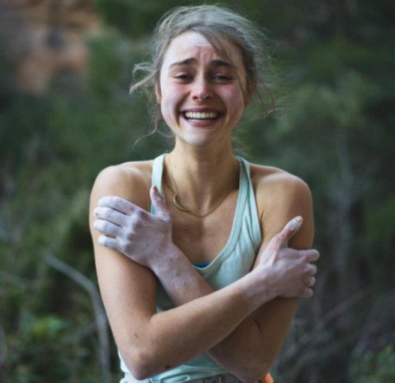YTek Seferde Düşmeden: Margo Hayes'in Tırmanışı