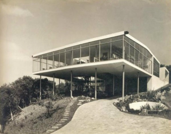 Glass House 1950ler