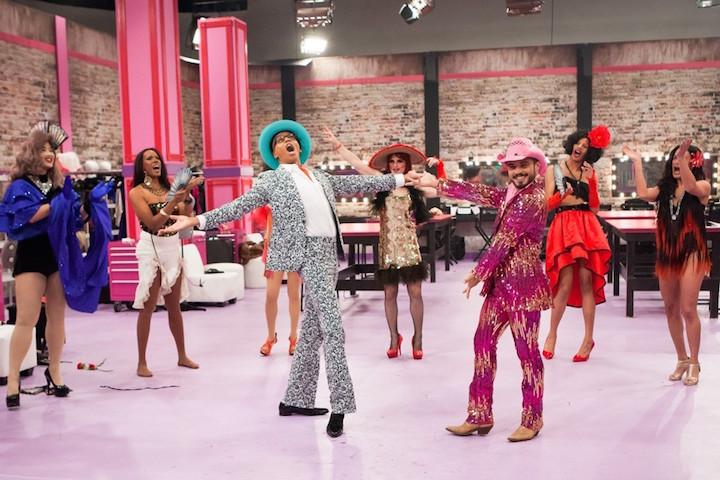 YRuPaul'un Drag Yarışı ve Kendini Sevme Sanatı