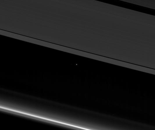 YDünya Küçük Satürn Bunun Farkında