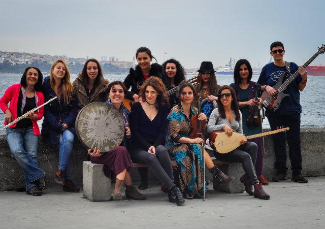 Yİstanbul Kadın Orkestrası'yla Tanışmış Mıydınız?