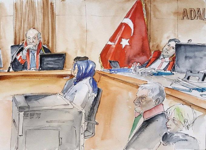 YFlorasan adaleti, cezaevi kapıları, Turhan Abi'nin kitapları