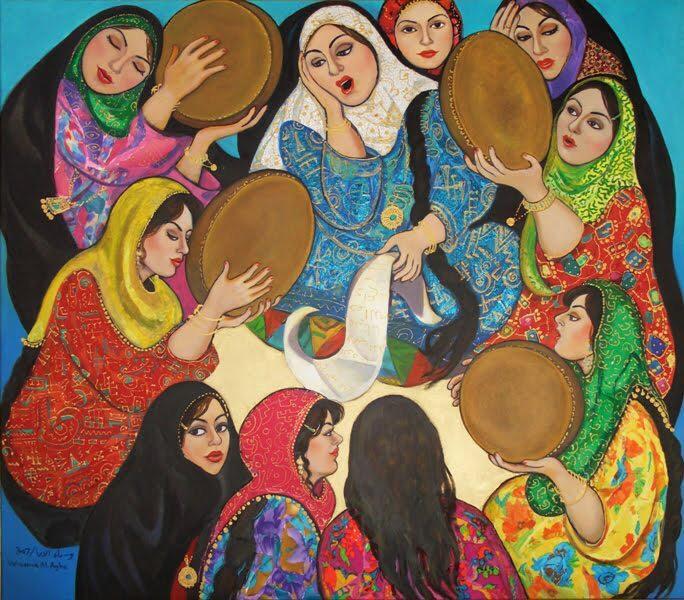 YCuma Şarkıları: Arap Coğrafyası'na Giriş