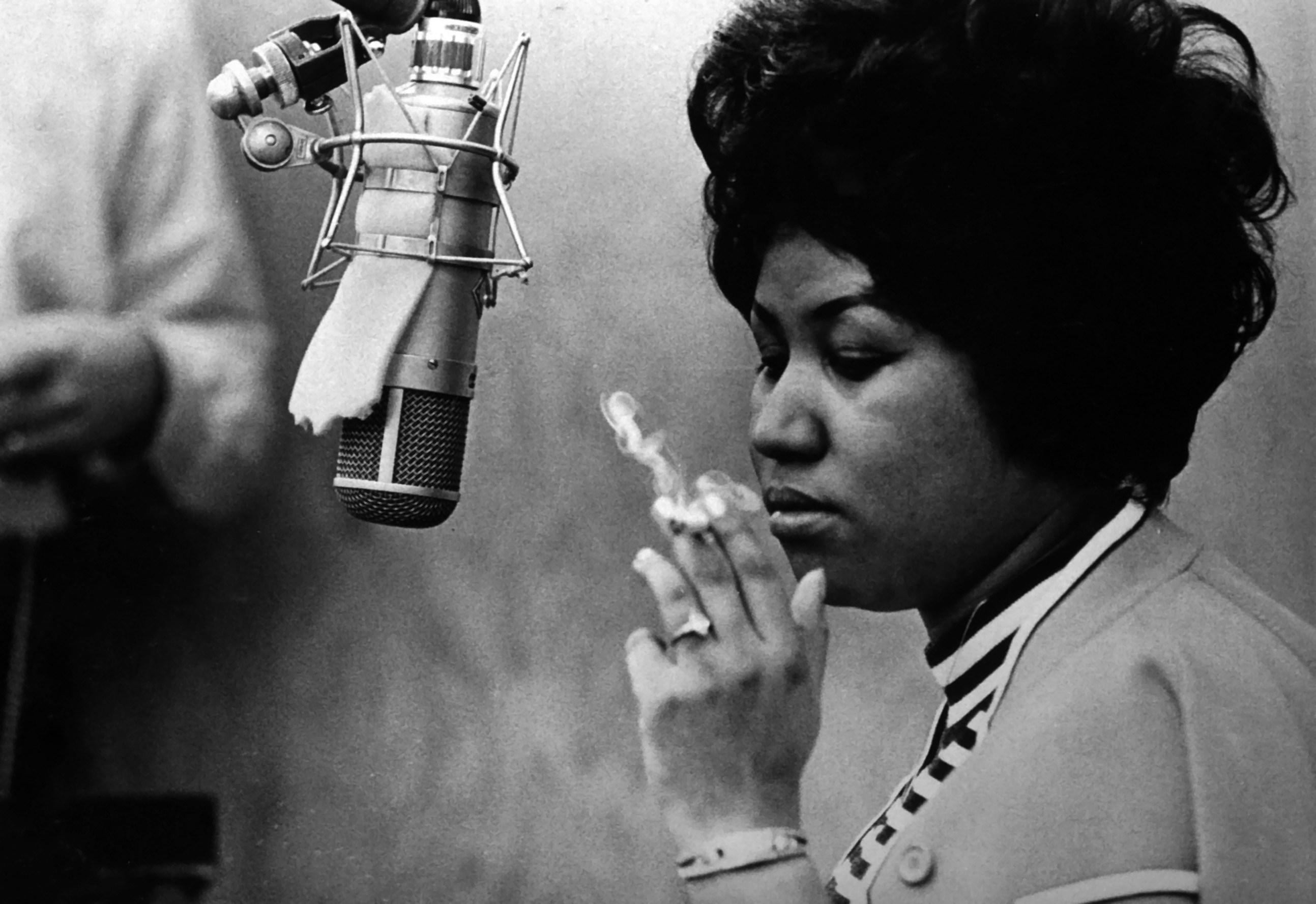 """YRuhun Kraliçesi Aretha Franklin: """"Huzur Bulamıyorsanız Huzuru Bozarsınız"""""""